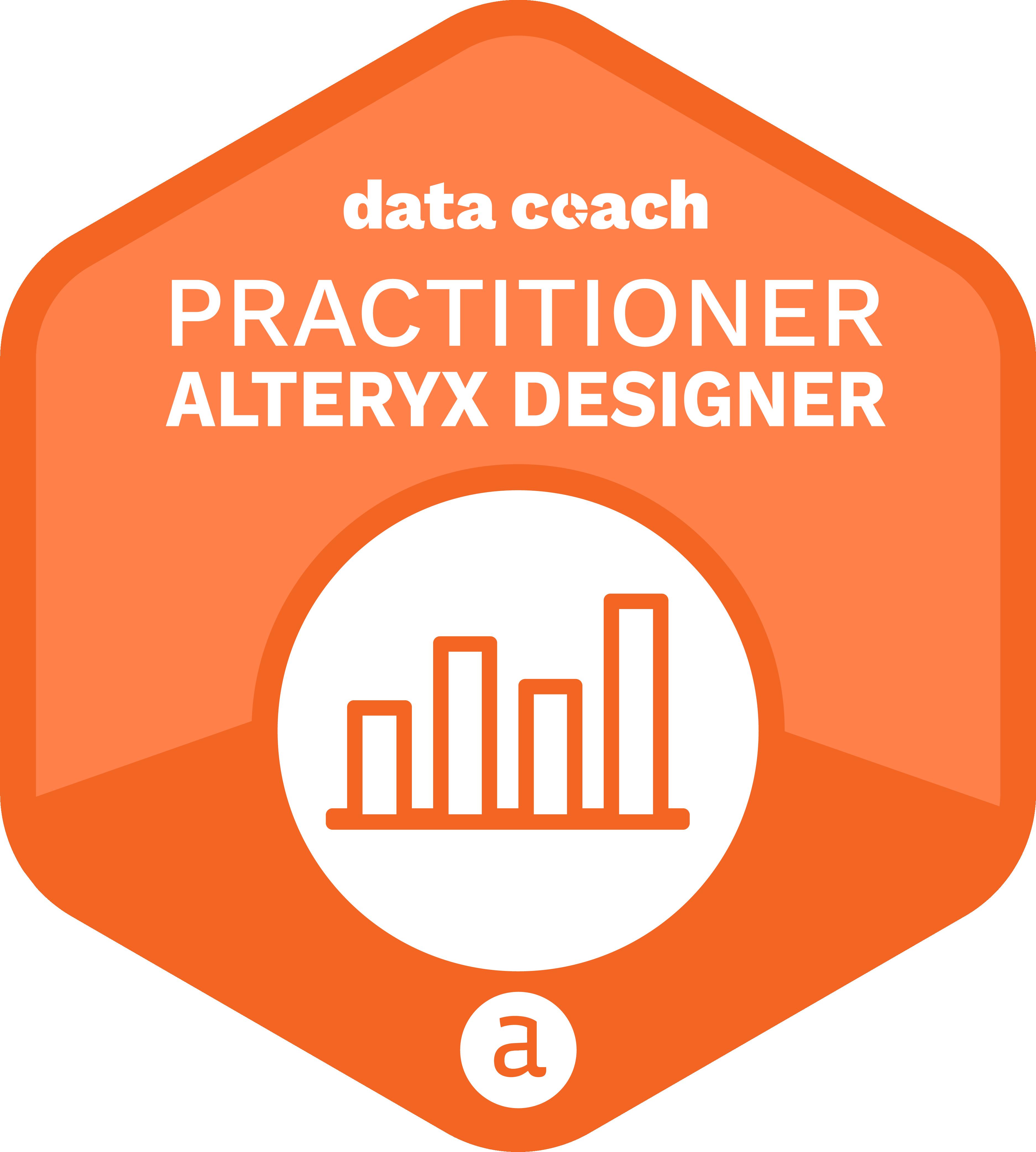 Alteryx Designer Practitioner
