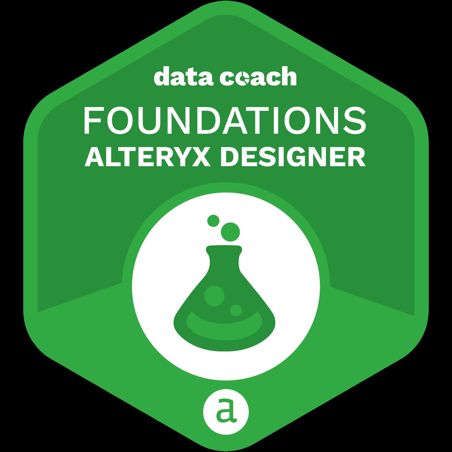 Alteryx-Designer-Foundations